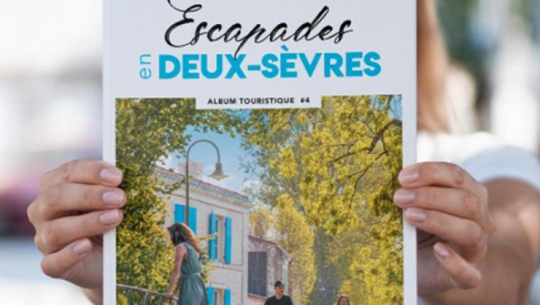 album touristique escapades 79