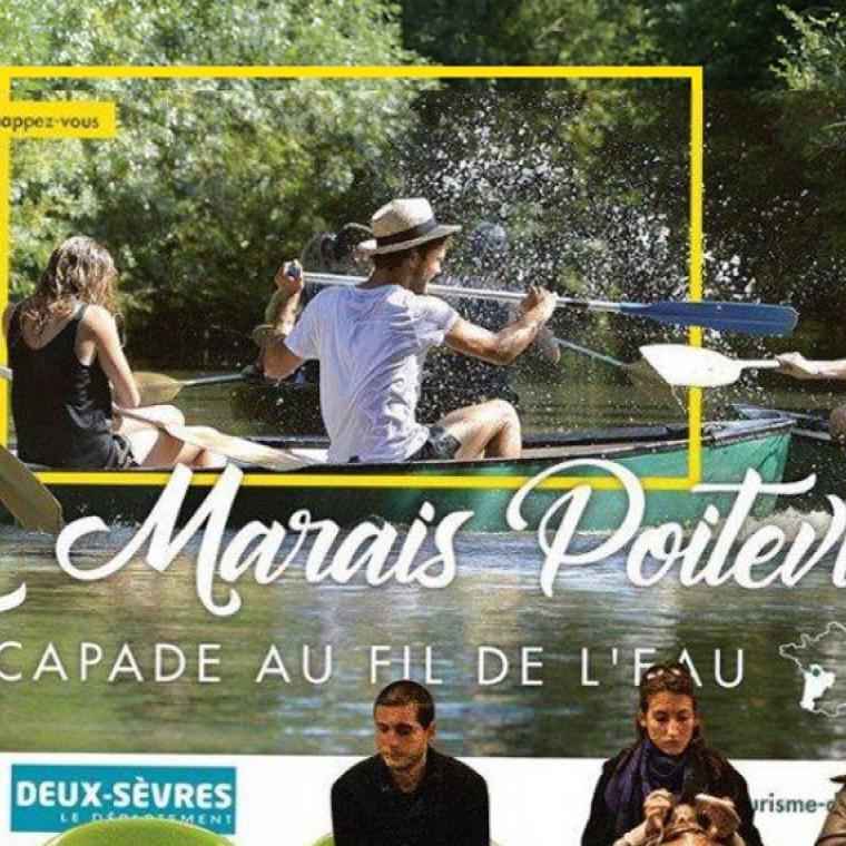 Campagne de communication Tourisme Deux-Sèvres