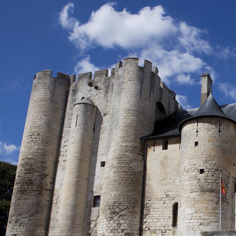 Donjon de Niort