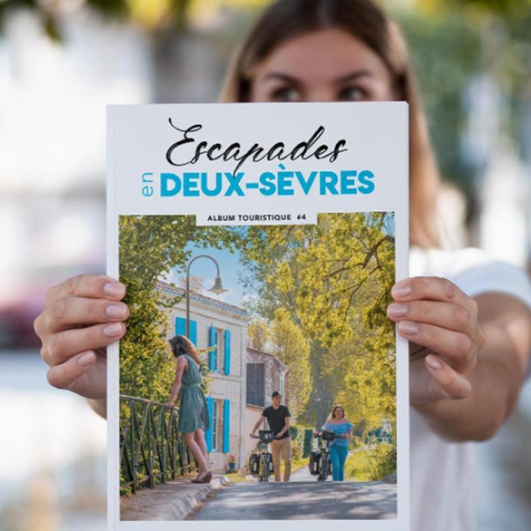 Nouvelles éditions Escapades 79