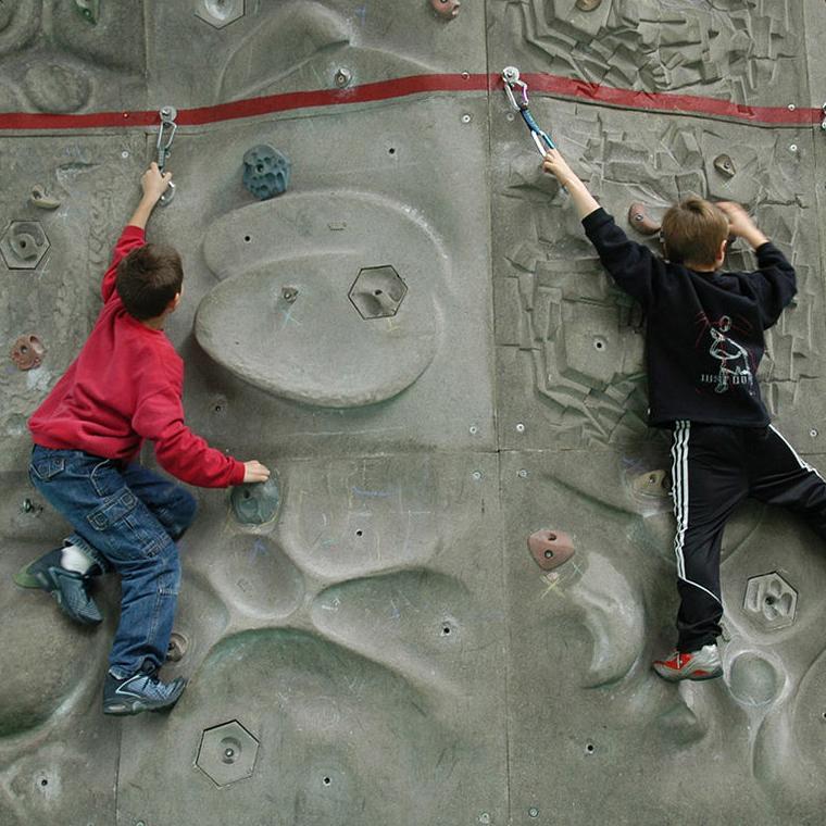 Mur d'escalade conventionné à Niort