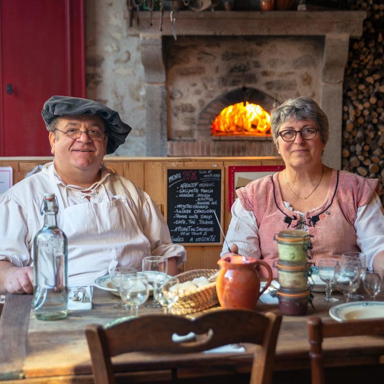 Restaurant en famille en Deux-Sèvres