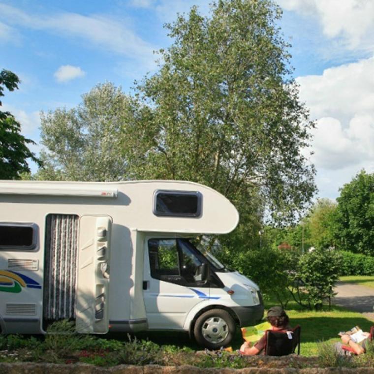 Camping car du Tallud