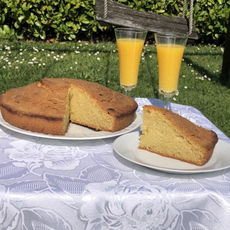 Le gâteau minute d'Arçais