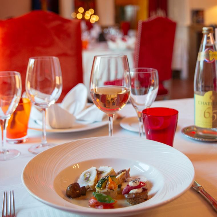 Restaurants gastronomiques en Deux-Sèvres