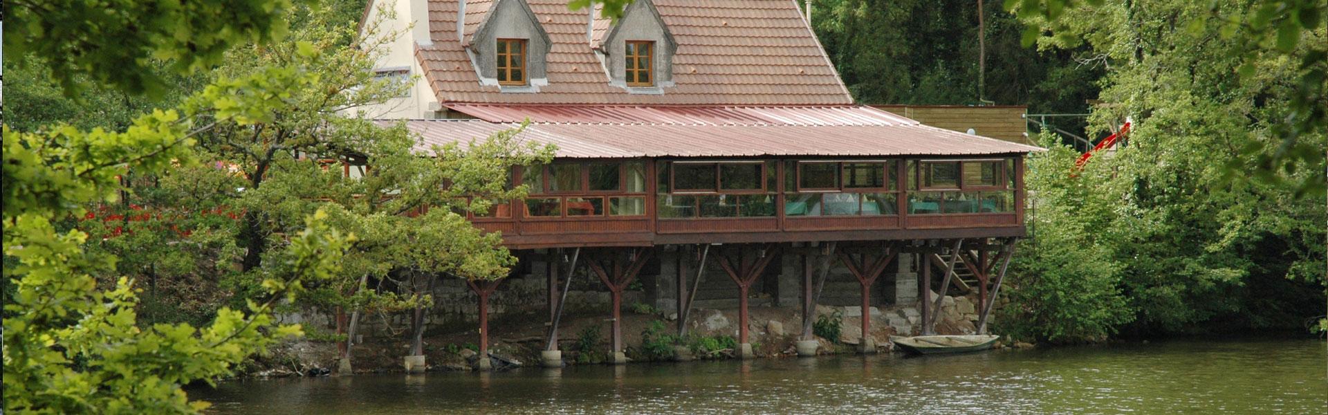 Restaurant le Donjon du Bois Pouvreau